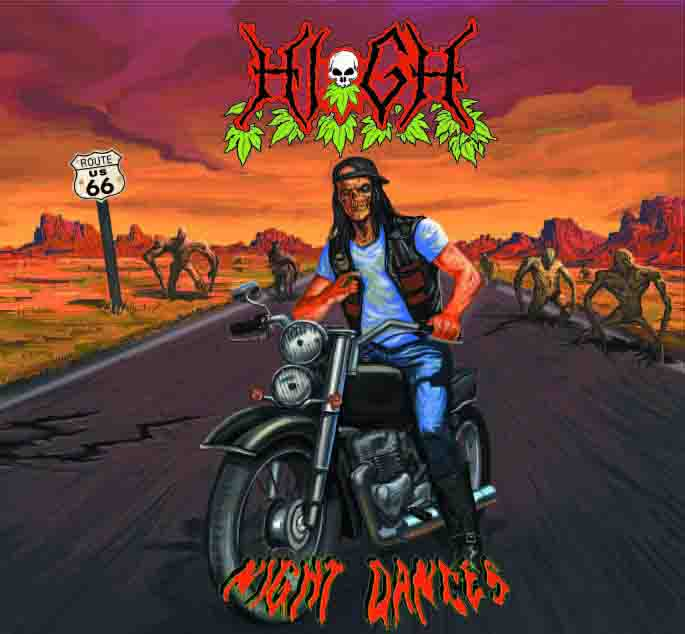 HI-GH - Night Dances