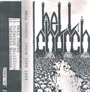 Hell Church - Promo Tape 1993