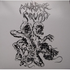 Murder Squad - Human Genocide / Blackness Within