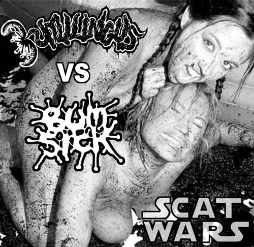 Bum Sick / Bumilingus - Scatwars