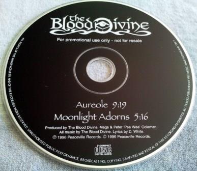 The Blood Divine - Aureole