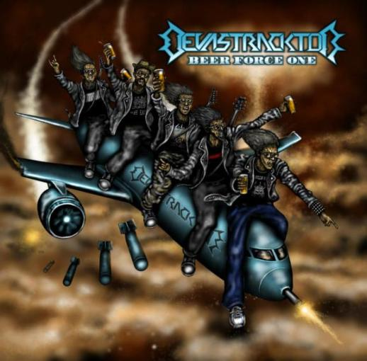 Devastracktor - Beer Force One