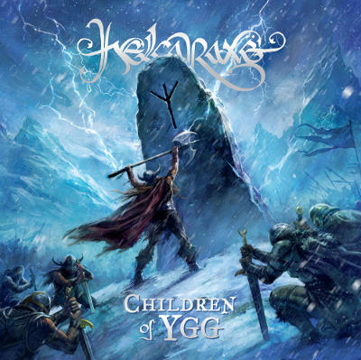 Helcaraxë - Children of Ygg