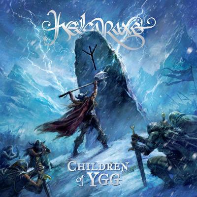 Helcaraxë - Children of Ygg