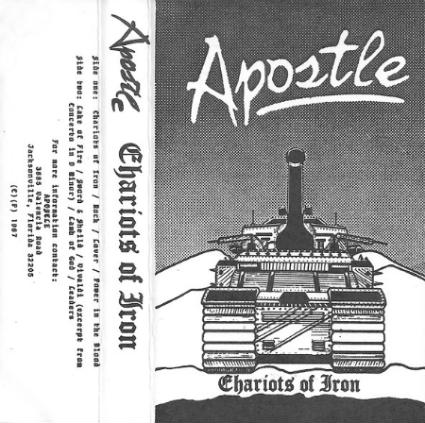 Apostle - Chariots of Iron