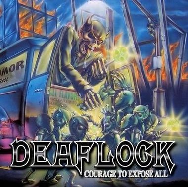 Deaflock - Courage to Expose All