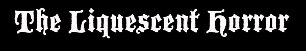 The Liquescent Horror - Logo
