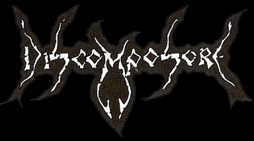 Discomposure - Logo