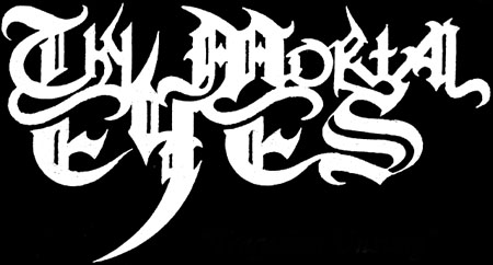 Thy Mortal Eyes - Logo