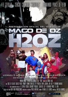 Mägo de Oz - H2Oz