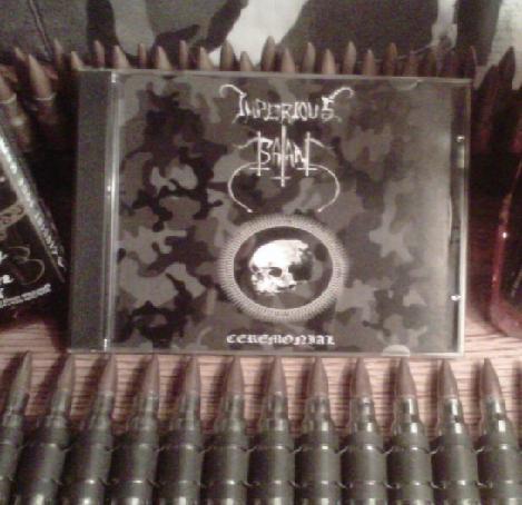 Imperious Satan - Ceremonial/Tribute to Satanic Hordes