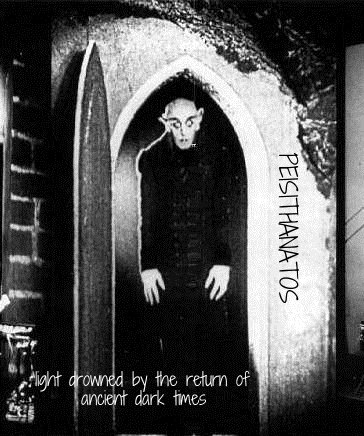 Peisithanatos - Light Drowned by the Return of Ancient Dark Times
