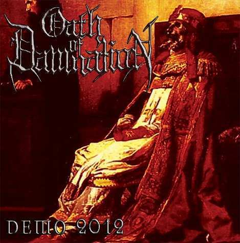 Oath of Damnation - Demo 2012