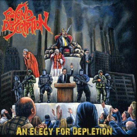 Beyond Description - An Elegy for Depletion