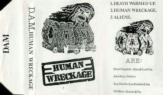 D.A.M. - Human Wreckage