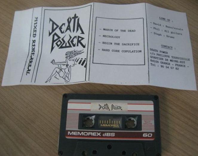 Death Power - Mixed Rehearsal