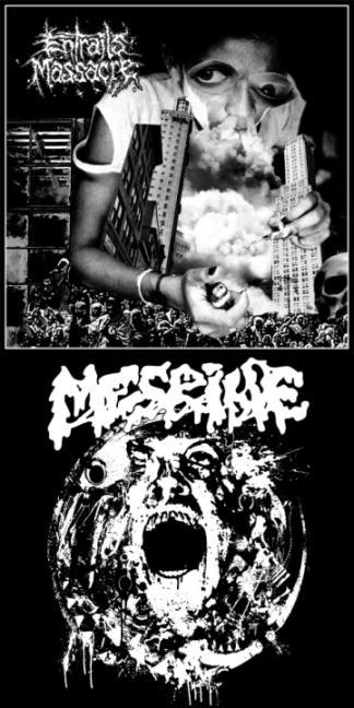 Mesrine / Entrails Massacre - Entrails Massacre / Mesrine