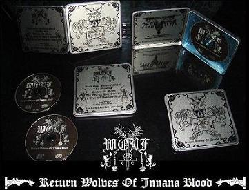 Wolf - Return Wolves of Innana Blood