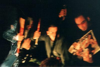 Axe Murderers - Photo