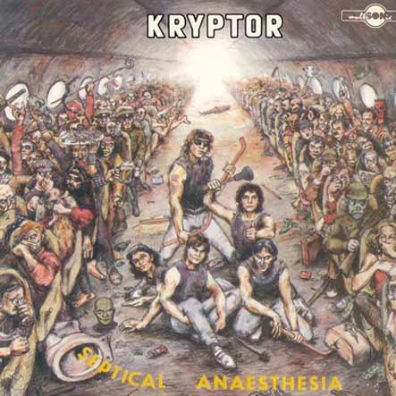 Kryptor - Septical Anaesthesia