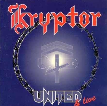 Kryptor - United & Live
