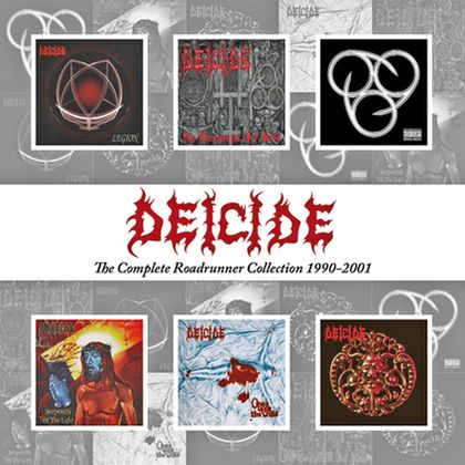 Deicide - The Complete Roadrunner Collection 1990-2001