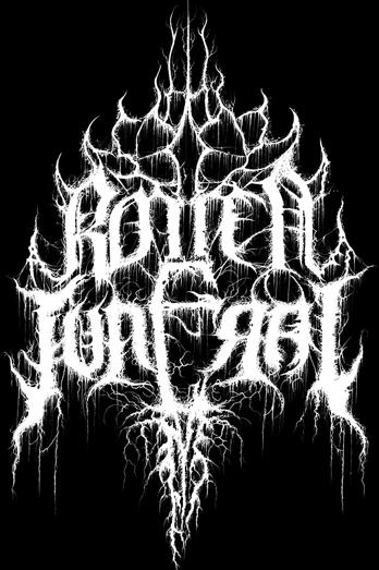 Rotten Funeral - Logo