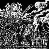 Satanic Ripper - Chalice, Altar, Spells (Open the First Portal)