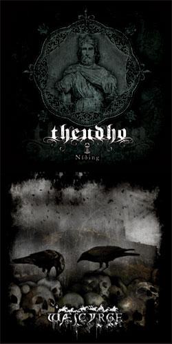 Theudho / Waelcyrge - Níðing / Waelcyrge
