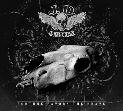 J. D. Overdrive - Fortune Favors the Brave