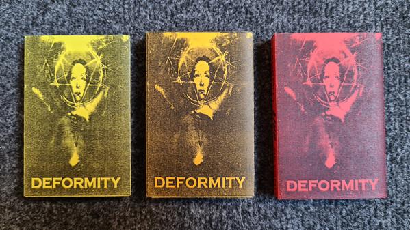Deformity - Deformity Live Beyond
