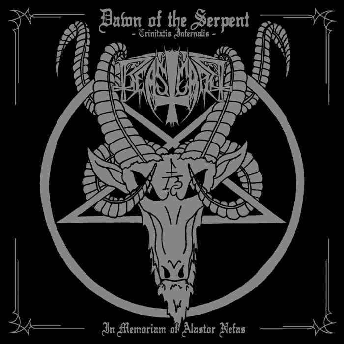 Beastcraft - Dawn of the Serpent - Trinitatis Infernalis - In Memoriam of Alastor Nefas