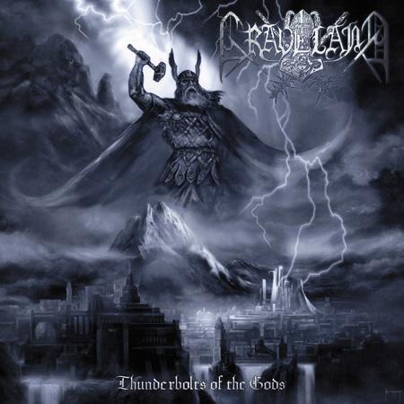 Graveland - Thunderbolts of the Gods