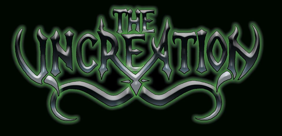 The Uncreation - Logo