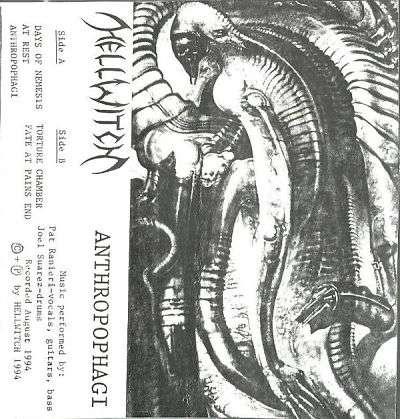 Hellwitch - Anthropophagi