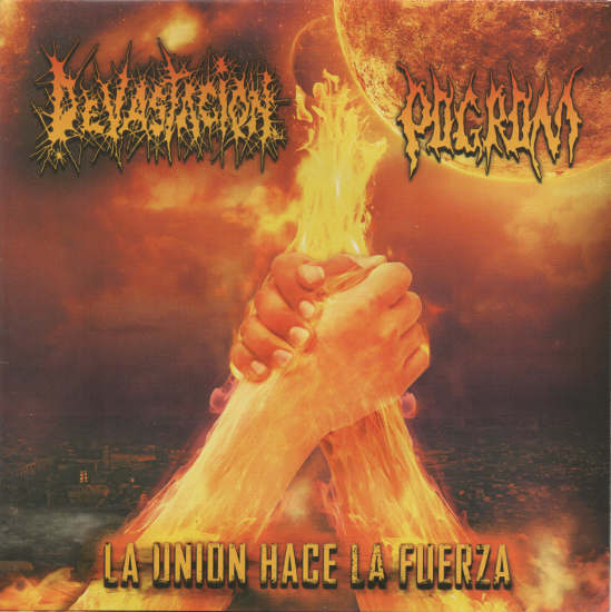 Pogrom / Devastación - La unión hace la fuerza