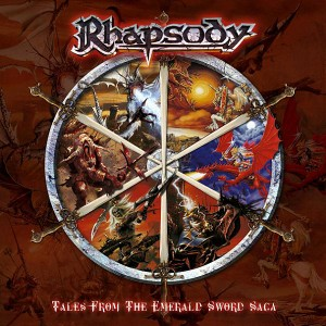 Rhapsody of Fire - Tales from the Emerald Sword Saga