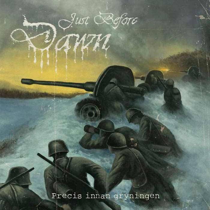 Just Before Dawn - Precis innan gryningen