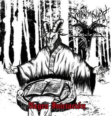 Exanimatvm - Negra Iniciación