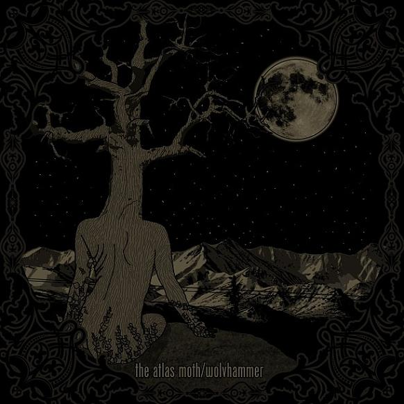 The Atlas Moth / Wolvhammer - The Atlas Moth / Wolvhammer