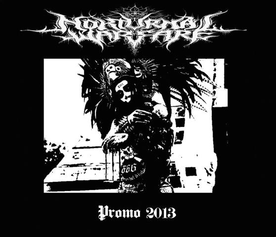 Nokturnal Warfare - Promo 2013
