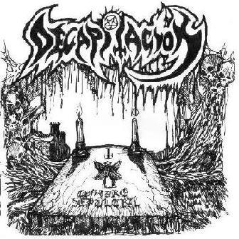 Decapitación - Conjuro sepulcral