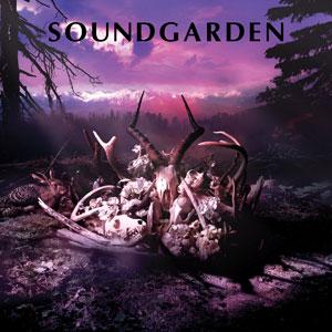 Soundgarden - King Animal Demos
