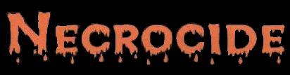 Necrocide - Logo