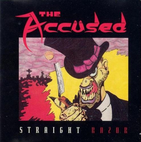 The Accüsed - Straight Razor
