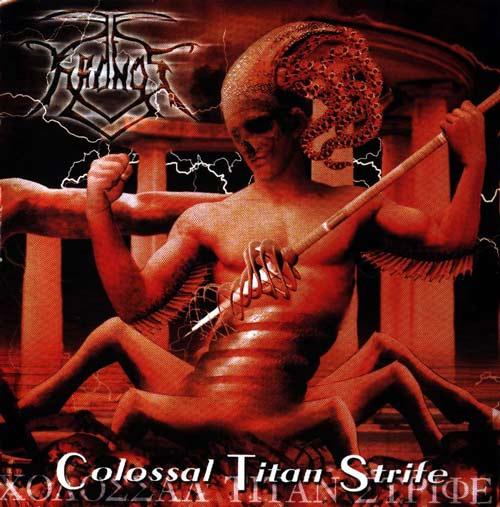 Kronos - Colossal Titan Strife