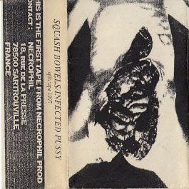 Squash Bowels - Split Tape 1997