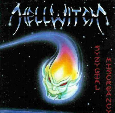 Hellwitch - Syzygial Miscreancy