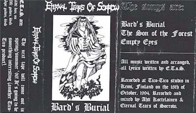 Eternal Tears of Sorrow - Bard's Burial