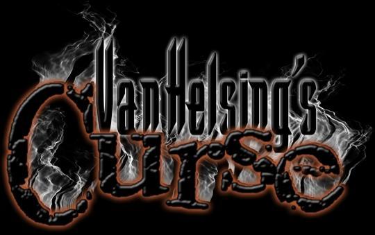 Van Helsing's Curse - Logo